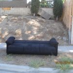 dumped couch